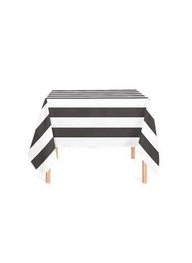 Helen George Stripes Masa Örtüsü Renkli